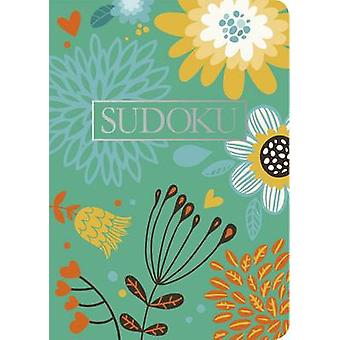 Floral Notebook Sudoku by Arcturus Publishing - 9781784044824 Book