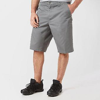 New Fox Men's Essex Casual Shorts Grey