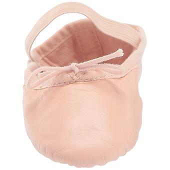 Kids Leo Girls Ballet Russe Leather Slip On