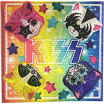 Patch - Kiss - Kittens Icon-On p-4637