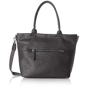 Tom Tailor Acc Eva - Donna Grau shoulder bags 14x30x42 cm (L x H D)