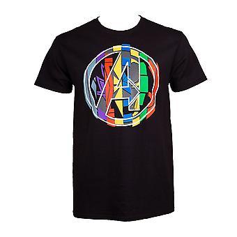 Sankarit logo Avengers Endgame miesten ' s T-paita