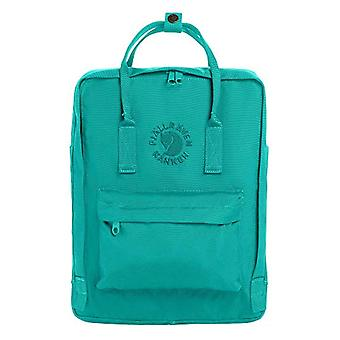 FJALLRAVEN Re-K nken - Unisex Backpack Adult - Green (Esmarald) - Single Size (38 x 27 x 13 cm)
