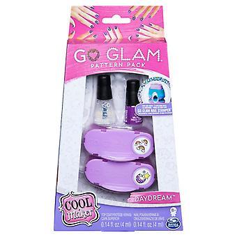 Go Glam Nail Stamper Refill - Daydream