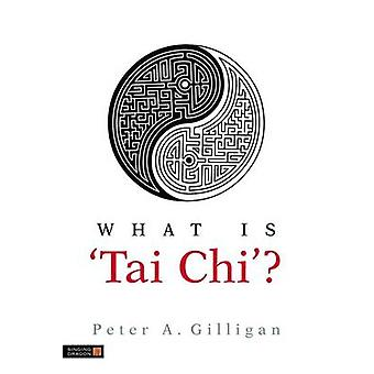 Vad är 'Tai Chi'? av Peter A. Gilligan - 9781848190245 bok
