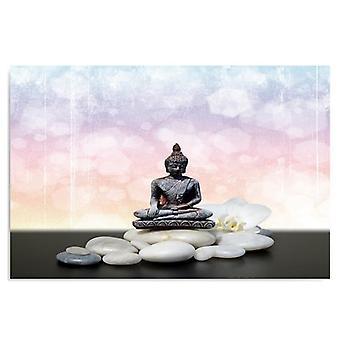 Deco Panel, Buddha 5