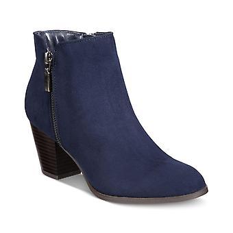 Stil & co Womens Jamila mandel Toe ankel mote støvler