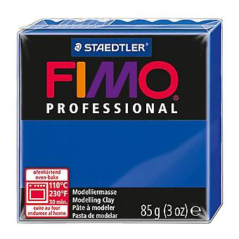 Fimo Professional Modelling Clay, Ultramarine, 85 g
