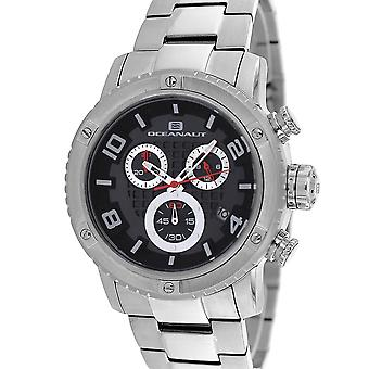 Oceanaut Men's Impulse Black Dial Watch - OC3120
