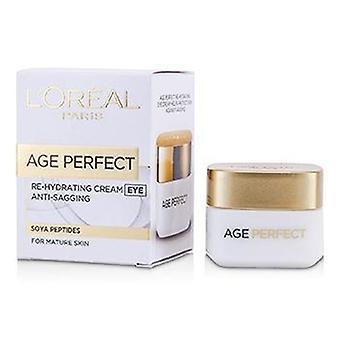 L&oreal Dermo-expertise Età Perfect Rinforzato crema per gli occhi (pelle matura) - 15ml/0.5oz