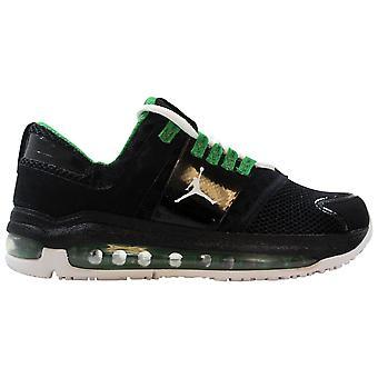 Nike Air Jordan Alpha Trunner Max GS Black/White-Green 475888-007 Grade-School
