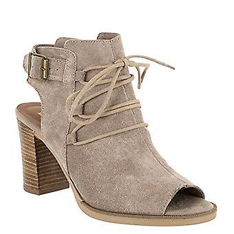 Bella Vita PRU-Italy Women's Sandal 8 E US Almond-Suede