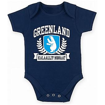 Body neonato blu navy dec0485 greenland