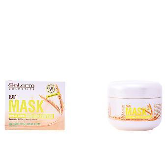 Salerm vehnänalkio Hair Mask 200 Ml Unisex