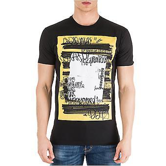 Tee Shirt Coton Printé S71gd0741  -  Dsquared2