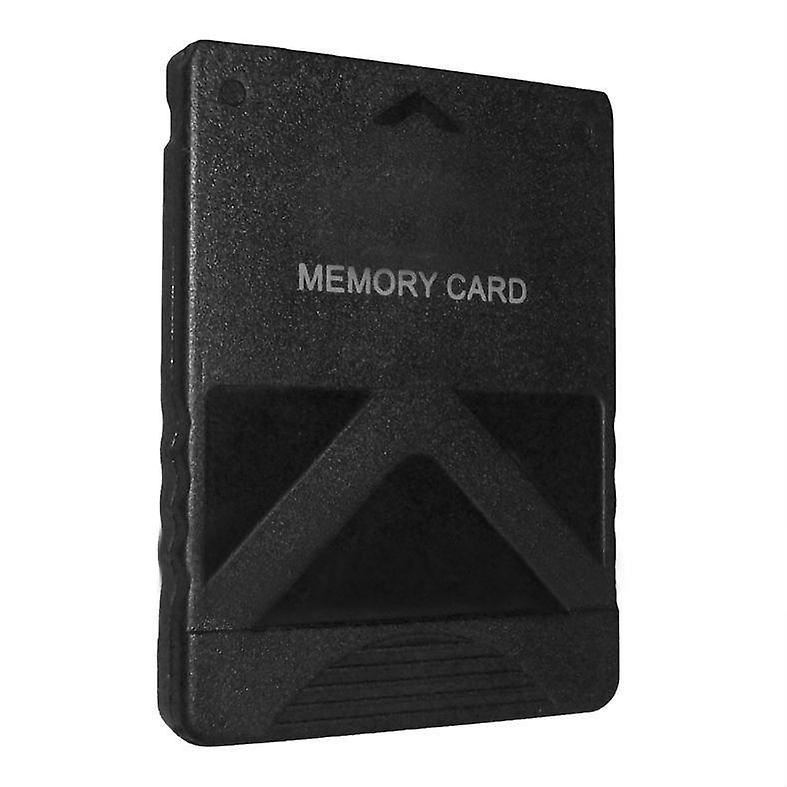 Zedlabz 16mb memory card for sony ps2 & ps2 slim consoles [playstation 2] - black