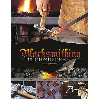 Blacksmithing Techniques by Ares & JosA c Antonio