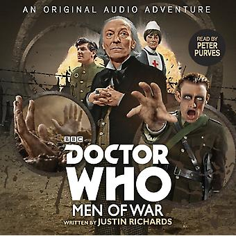 Doctor Who Men of War by Justin Richards