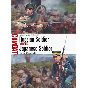 Russian Soldier vs Japanese Soldier by David Campbell