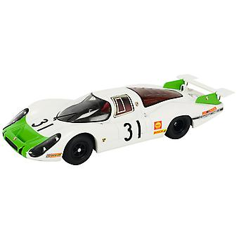 Porsche 908LH Number 31 (Le Mans 1968) Diecast Model Car