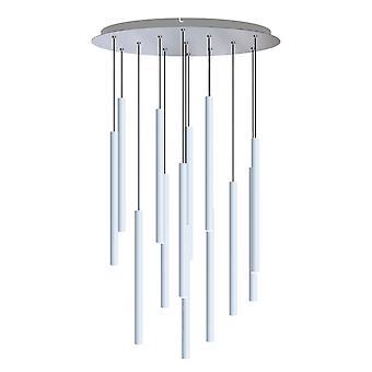 Moderne pendel lampe loft lys Home Decor hængende 13 vedhæng rund baldakin