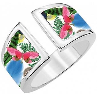 Christian Lacroix CARIBE ring X26252-kvinner sølv eksotisk ring