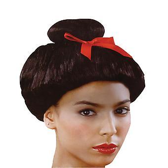 Bristol Novelty Unisex Adults Bun Wig