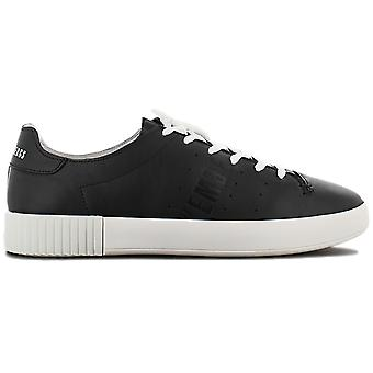 Bikkembergs Cosmos 2100 BKE109341 Men's Shoes Black Sneakers Sports Shoes
