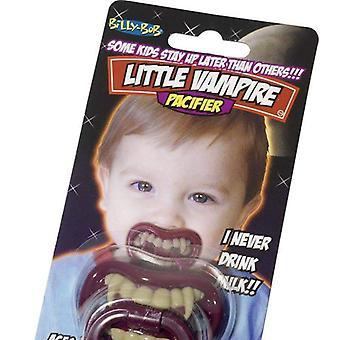 Kleine vampier dummy volwassen rood