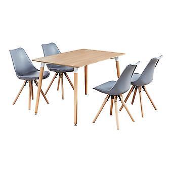 Moderno Mila Dining Set