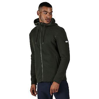 Regata Mens Laszlo Polyester Full Zipped Hoodie Sweater