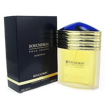 Boucheron for men 3.3 oz 100 ml eau de parfum spray