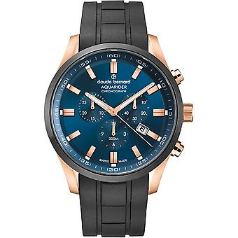 Claude Bernard - Watch - Men - Aquarider - 10222 37RNCA BUIR1
