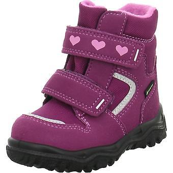 Superfit Kinderstiefel Husky 1 0904550 sapatos universais de inverno
