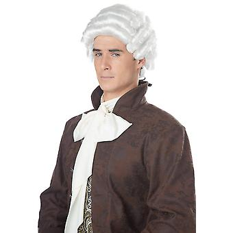 Colonial Man Wig Adult