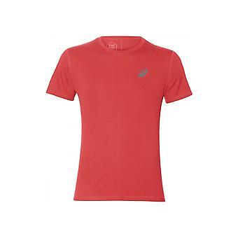 Asics Silver SS Top 2011A006604 juoksu kesä miesten t-paita