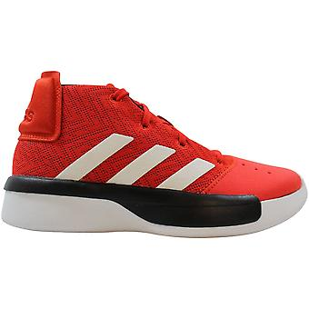 Adidas Pro Adversary 2019 K Action Red/White-Black BB9126 Grade-School