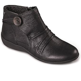 Padders Carnaby Womens Casual Ankle Boots