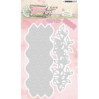 Studio Light Lovely Moments Cutting & Gaufrage Die-NR. 213
