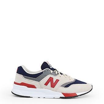 جديد التوازن الأصلي للرجال كل سنة أحذية رياضية اللون الرمادي - 72754