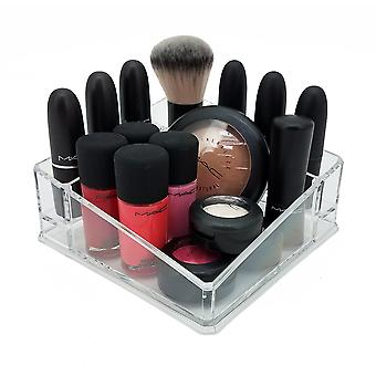 OnDisplay Athena Deluxe Acrylic Cosmetic/Jewelry Organization Tray