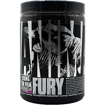 Universal Nutrition Animal Fury Dietary Supplement - Watermelon - 5 Servings
