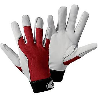 L+D Griffy 1706 Goat nappa Work glove Size (gloves): 8, M EN 388 CAT II 1 Pair