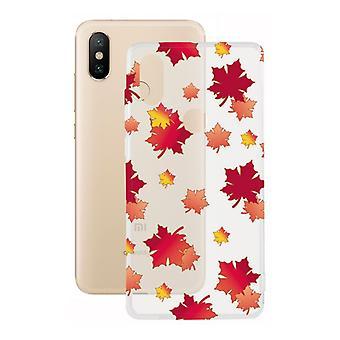 Mobile cover Xiaomi Mi A2 Contact Flex TPU Autumn