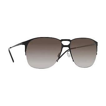 Men's Sunglasses Italia Independent 0211-009-000 (ø 61 mm) Black (Ø 61 mm)