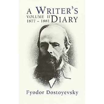 A Writer's Diary - v.2 by F. M. Dostoevsky - 9780704370999 Book