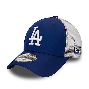 New Era 9Forty Kids Cap - LEAGUE Los Angeles Dodgers royal