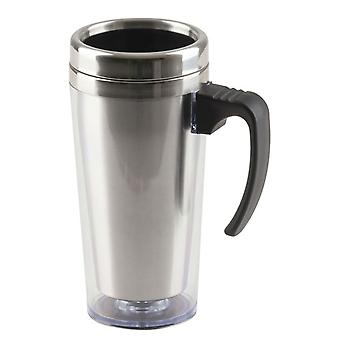 Double Wall Insulated Travel Mug (500mL)
