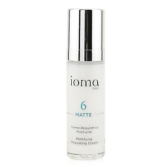 Ioma Matte - Mattifying Regulating Cream - 30ml/1oz
