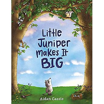 Little Juniper Makes it Big d'Aidan Cassie - 9780374310455 Livre